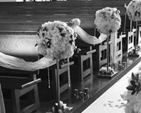 weddingfloralblackandwhite