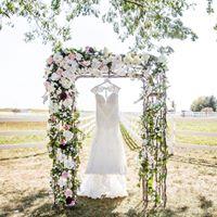 norfolkfarmwedding arbor